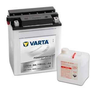 Batteri Varta YB14L-A2