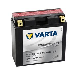 Batteri Varta YT14B-BS