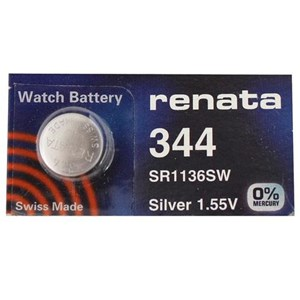Knappcellsbatteri  SR42SW