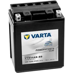 Batteri Varta YTX14AH-BS