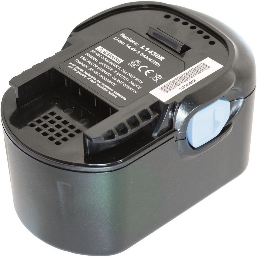Unika AEG 14.4V 3Ah Li-ion - Batterilagret Webshop AE-82