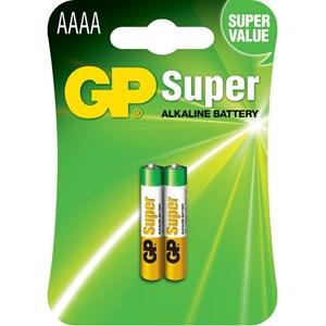 Stavbatteri  1,5V AAAA LR61
