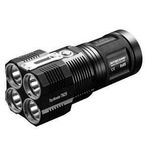 Handlampa Nitecore TM28Set