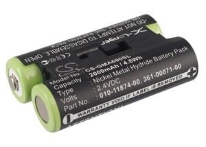 GPS batteri Garmin Oregon 600&600T, 2000 mAh