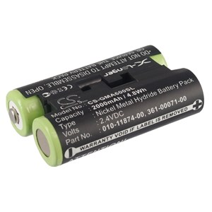 GPS batteri Garmin Oregon 600&600T, 2000 mAh