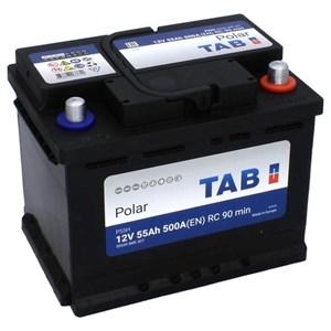 55 Ah Startbatteri TAB, P55H