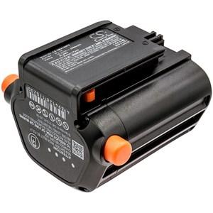 Batteri till Gardena, 18V, 2500 mAh