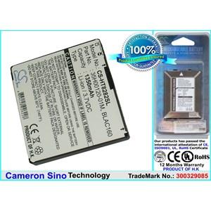HTC Diamond Touch HD, 1350 mAh