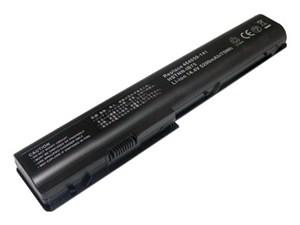 Laptopbatteri HP HDX18-1000S, 5200 mAh