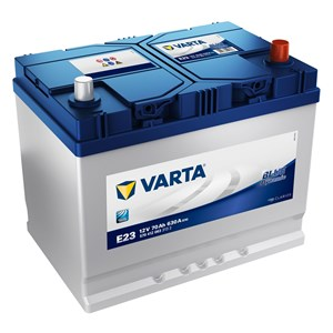 70 Ah Startbatteri Varta Blue Dynamic