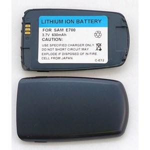 Samsung SGH E700 Blå/Slim