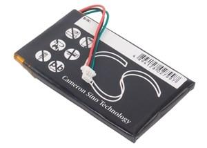 GPS batteri Garmin 361-00019-11, 1250 mAh