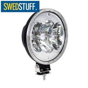 "Swedstuff Extralampa 9"" LED"