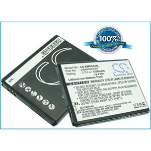 Samsung Galaxy  mini mfl, 1300 mAh