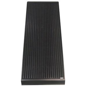 Solpanel 180 W svart med spoiler