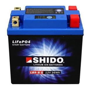 Batteri YB9-BS LION