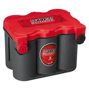 50Ah Startbatteri Optima(RT F 4.2) Redtop