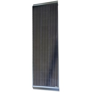 Solpanel 140 W svart med spoiler 6 m kabel