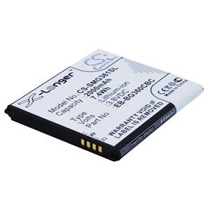 Samsung Core Prime, J2 mfl, 2000 mAh