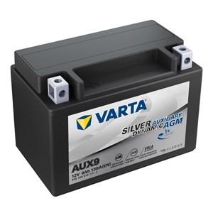 9 Ah Varta Aux AGM