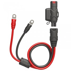 Ringkabelsko med adapter