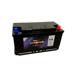 Batteri Lithium 12V, 98Ah
