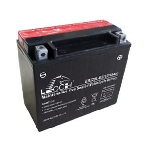 Batteri   EBX20L-BS, YTX20L-BS