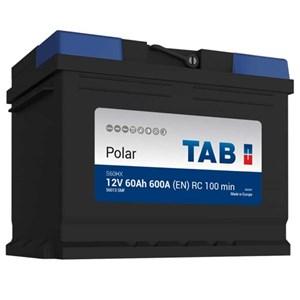 60 Ah Startbatteri TAB