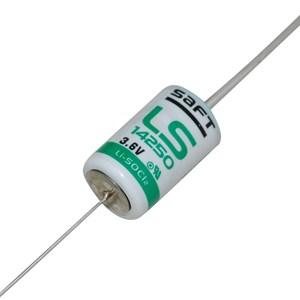 Batteri AA 3,6 V 1/2  med pinnar