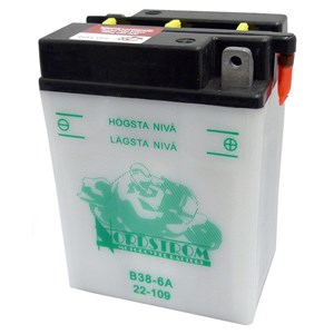 Batteri B38-6A