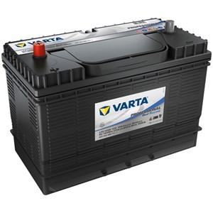 105 Ah Varta professional Start/Förbrukning, LFS105N