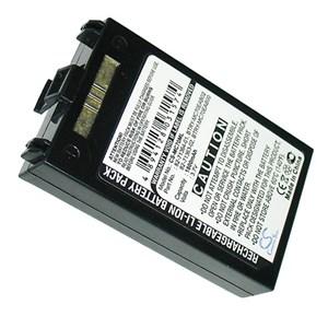 Scanner handdator batteri SymbolMC70, 1800 mAh