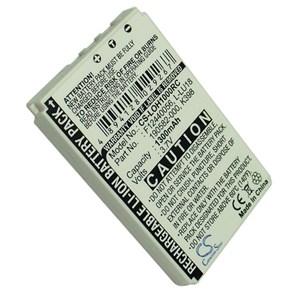 Fjärrkontroll batteri Logitech C-LR65 mfl, 1300 mAh