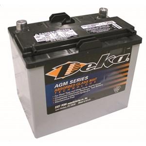 Startbatteri Deka AGM