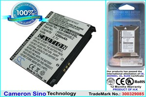 Samsung GT-i8000,  1200 mAh