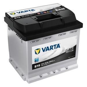 45 Ah Startbatteri Varta Black Dynamic