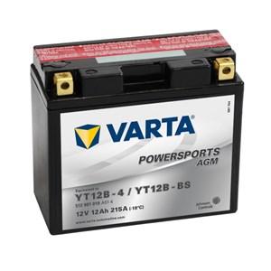 Batteri Varta YT12B-BS