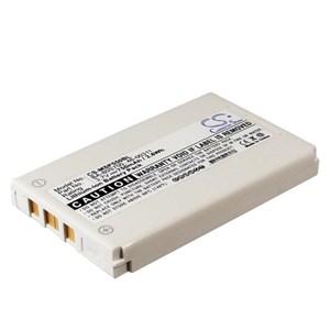 Scanner handdator batteri Metrologic BA-80S700