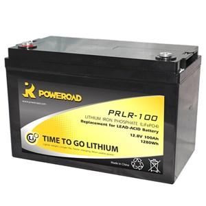 Batteri Lithium 12V  100Ah