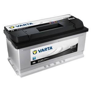 88 Ah Startbatteri Varta Black Dynamic