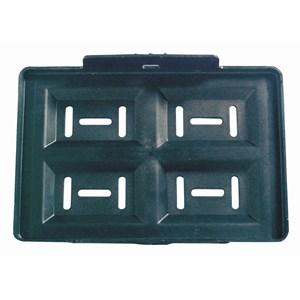 Batteriplatta 105Ah