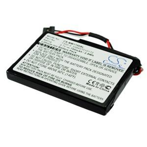 GPS batteri för Magellan T300-3, 750 mAh