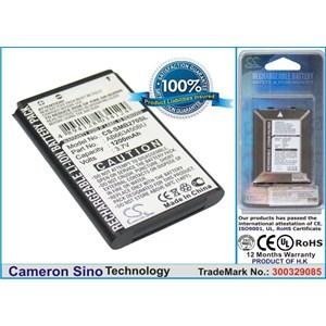Samsung B2700, 1200 mAh