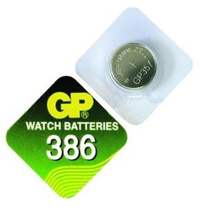 Knappcellsbatteri  SR43W