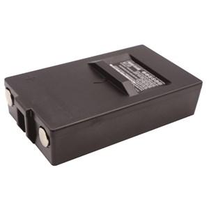 Kranbatteri Hiab/Ollsberg 7,2v 2000mah