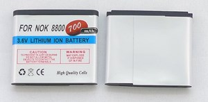 Nokia BL5X, 8800,8801 scirocco