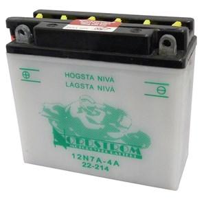 Batteri 12N7A-4A