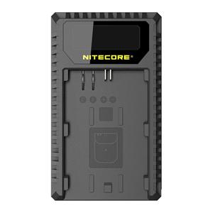 Batteriladdare Nitecore Canon