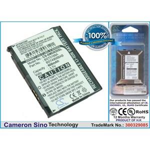Samsung SGH-D820, 650 mAh