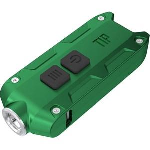 Ficklampa Nitecore Tip Grön
